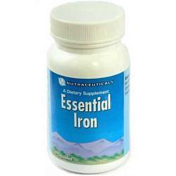 Виталайн железо эссенциальное капсулы 120 шт.