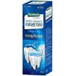 Лион система тартар зубная паста п/образования зубного камня 120г