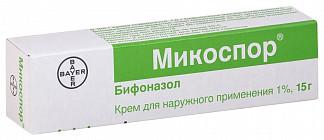 Микоспор 1% 15г крем