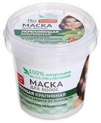 Фитокосметик народные рецепты маска для волос крапивная укрепляющая 155мл