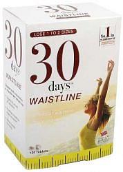 30 дней линия талии таблетки 120 шт.