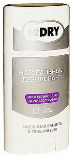 1-2 драй дезодорант-стик 100% натуральный 50г