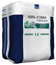 Абри-форм подгузники премиум размер l2 10 шт.