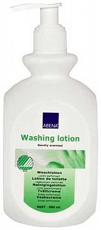 Абена лосьон для мытья без использования воды слабоароматизированный 500мл