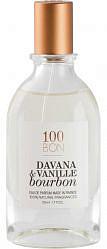 100бон парфюмерная вода давана/ваниль бурбон 50мл