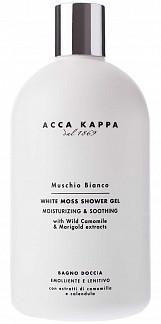 Acca kappa гель для душа белый мускус 500мл