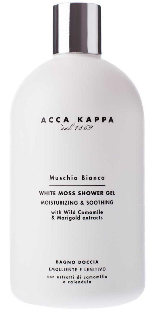 Acca kappa гель для душа белый мускус 500мл, фото №1