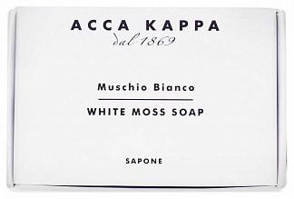 Акка каппа мыло туалетное белый мускус 100г