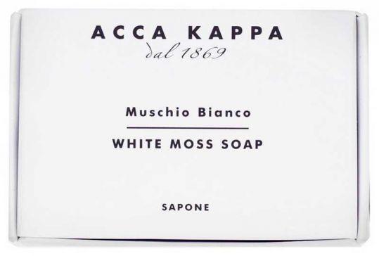 Акка каппа мыло туалетное белый мускус 100г, фото №1