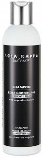 Акка каппа шампунь для тонких волос увлажняющий белый мускус 250мл