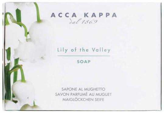 Acca kappa мыло туалетное ландыш 150г, фото №1