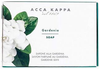 Acca kappa мыло туалетное гардения 150г