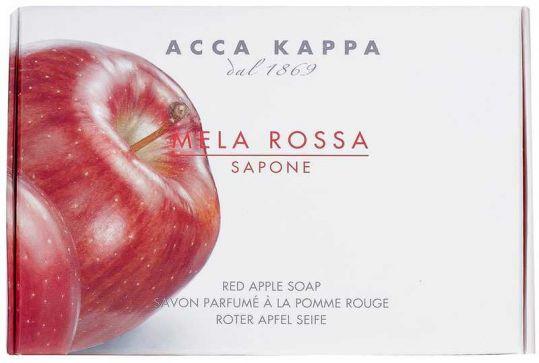 Acca kappa мыло туалетное красное яблоко 150г, фото №1