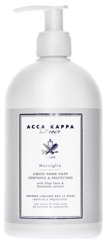 Акка каппа мыло жидкое для рук марсельское с экстрактами алое вера и ромашки 500мл, фото №1