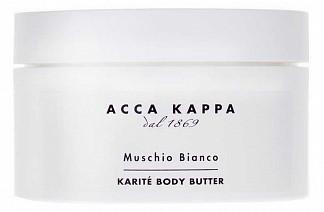 Acca kappa масло для тела белый мускус 200мл