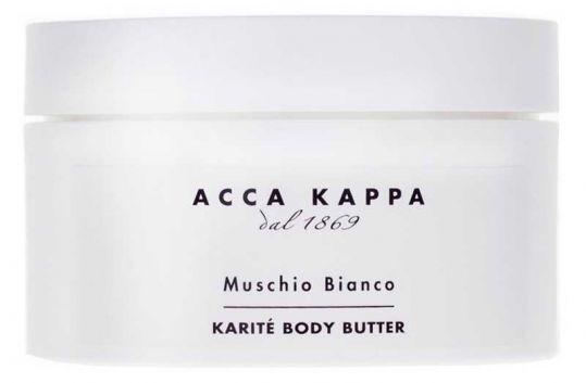 Acca kappa масло для тела белый мускус 200мл, фото №1