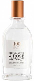 100бон парфюмерная вода бергамот/дикая роза 50мл