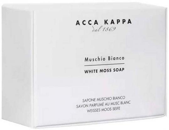 Acca kappa мыло туалетное белый мускус 150г, фото №1