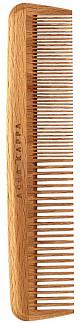 Акка каппа расческа для волос деревяная частые/редкие зубцы арт.82402