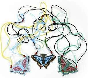 Стикс аромамедальон бабочка