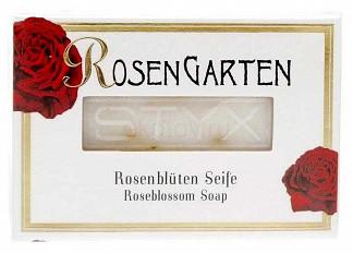 Стикс розовый сад мыло 100г