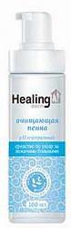 Хэлинг дэрм крем-пенка для тела очищающая для лежачих больных 160мл