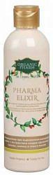 Органик фарм фарма эликсир кондиционер против выпадения волос карликовая пальма/хинин/гинко билоба 250мл