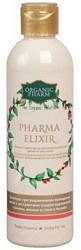 Органик фарм фарма эликсир шампунь против выпадения волос карликовая пальма/хинин/гинко билоба 250мл