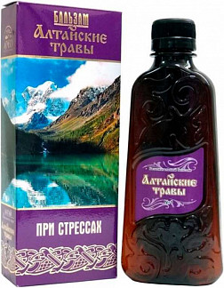 Алтайские травы бальзам n1 антистресс 250мл алсу