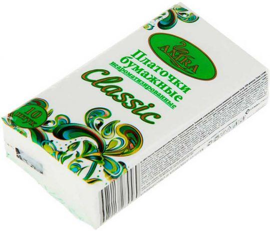 Амра платочки бумажные 10 шт., фото №1