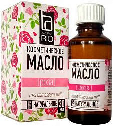Аромабио масло косметическое 10% роза 30мл