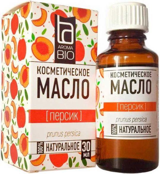 Аромабио масло косметическое персик 30мл, фото №1