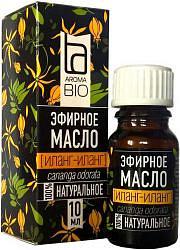 Аромабио масло эфирное иланг-иланг 10мл