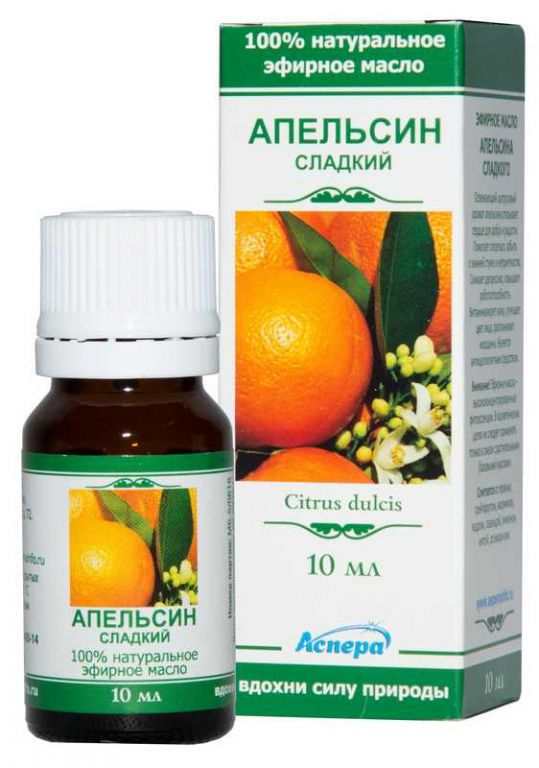 Аспера масло эфирное апельсин сладкий 10мл, фото №1