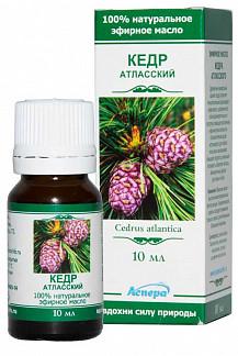 Аспера масло эфирное кедр 10мл