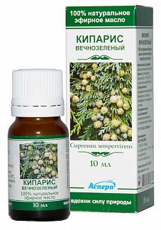 Аспера масло эфирное кипарис 10мл