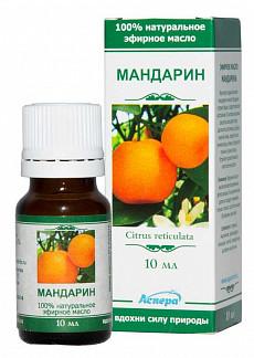 Аспера масло эфирное мандарин 10мл