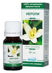 Аспера масло эфирное нероли 10мл