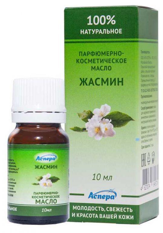 Аспера масло парфюмерно-косметическое жасмин 10мл, фото №1