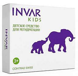 Инвар кидс средство детское для регидратации порошок для приготовления раствора для приема внутрь 10 шт.