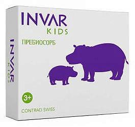 Инвар кидс пребиосорб порошок для приготовления раствора для приема внутрь 14 шт.