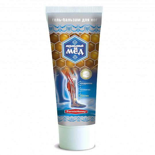 Муравьиный мед гель-бальзам для ног с хондролоном 70г, фото №2
