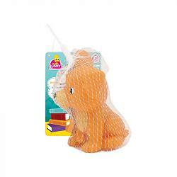 Лабби игрушка для ванны собачка-пищалка 12+ арт.16627