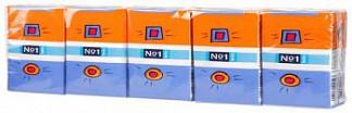 Белла 1 шт. платки носовые трехслойные 1 шт.0х10