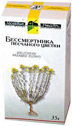 Бессмертник цветки 35г здоровье