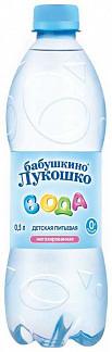 Бабушкино лукошко вода детская с рождения 0,5л