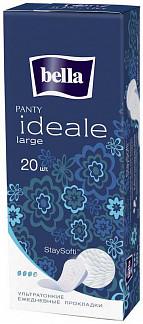 Белла идеале панти прокладки ежедневные ладж 20 шт.