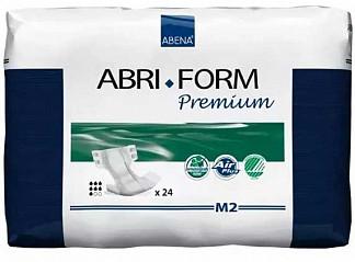 Абри-форм подгузники премиум размер m2 24 шт.