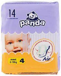 Белла панда подгузники макси 8-18кг 14 шт.