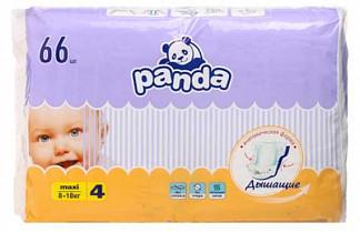 Белла панда подгузники макси 8-18кг 66 шт.